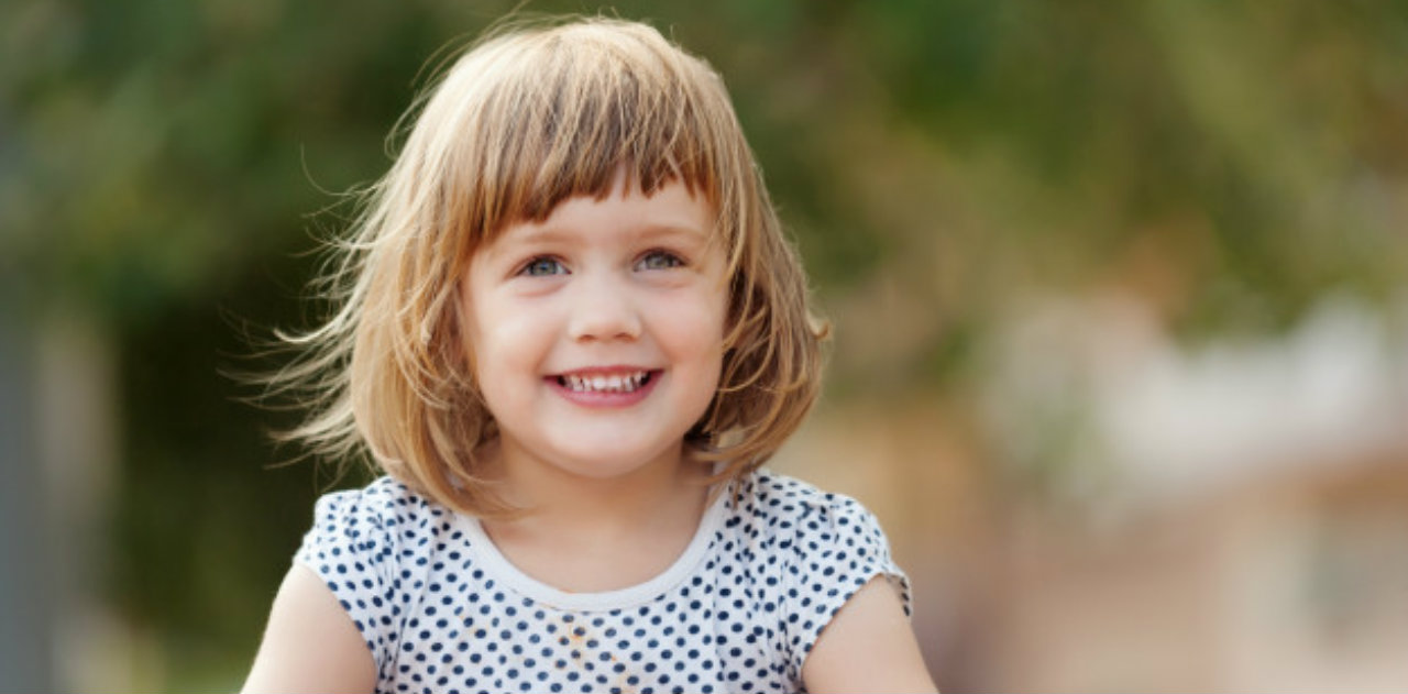 Come correggere il morso inverso nei bambini